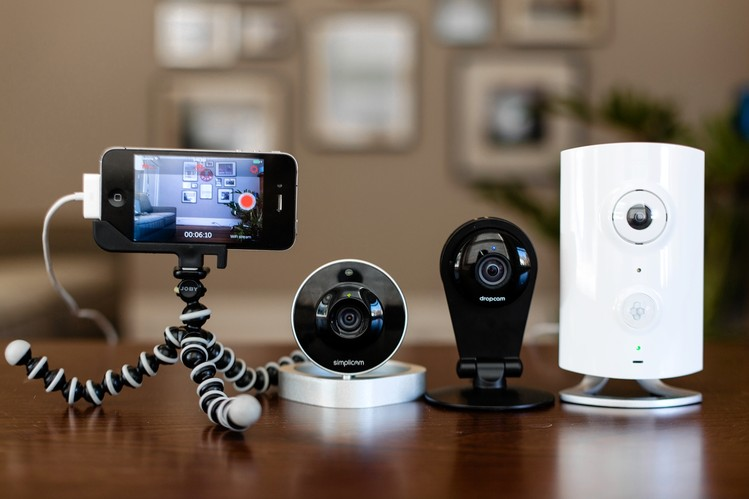 advantages of spy camera technology